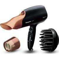 PANASONIC Nanoe EH-NA65 Hair Dryer - Black & Rose Gold, Black