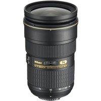 NIKON ED AF-S NIKKOR 24-70mm f/2.8 G Zoom Lens