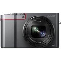 PANASONIC Lumix DMC-TZ100EB-S High Performance Compact Camera - Silver