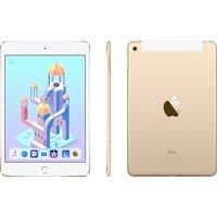 Apple iPad mini 4 Cellular - 128 GB, Gold, Gold