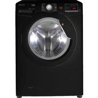 HOOVER Dynamic Link DHL 1672D3B NFC 7 kg 1600 Spin Washing Machine - Black, Black