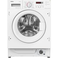 AMICA AWDT814S Integrated 8 kg Washer Dryer, White