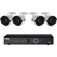 Lorex Lnk71082tc4p 8-channel Home Security System - 4 Cameras