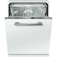 Miele G4268scvi Xxl Full Size Fully Integrated Dishwasher