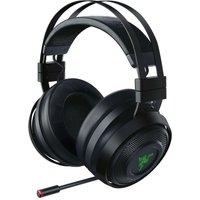 RAZER Nari Ultimate Wireless 7.1 Gaming Headset - Black, Black