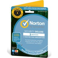 NORTON Security 2019 for 3 devices & Wi-Fi Privacy 2019 for 1 device - 1 year