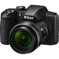 Nikon COOLPIX B600 Bridge Camera - Black, Black