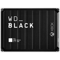 _BLACK P10 Game Drive for Xbox One - 5 TB, Black, Black