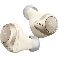JABRA Elite 75t Wireless Bluetooth Earphones - Gold Beige, Gold