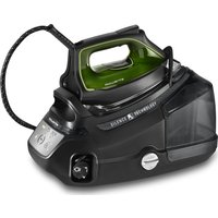 ROWENTA Silence Steam Pro DG9249 Steam Generator Iron - Black, Black