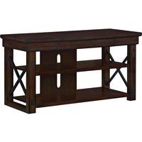 DOREL HOME Wildwood 1735196COMUK 1210 mm TV Stand – Espresso