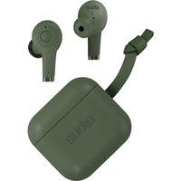 SUDIO ETT Wireless Bluetooth Noise-Cancelling Earphones - Green, Green