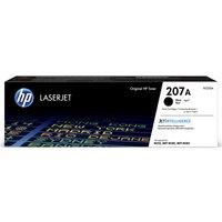 HP 207A Black Toner Cartridge, Black