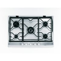 INDESIT Prime IP751SCIX Gas Hob - Stainless Steel, Stainless Steel