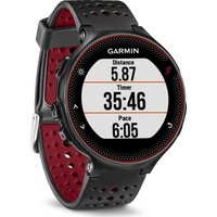 GARMIN Forerunner 235 - Black & Red, Black