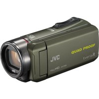JVC GZ-R435GEK Camcorder - Green, Green
