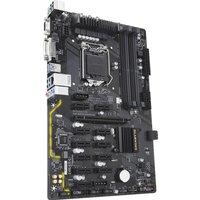 GIGABYTE GA-B250 FinTech Cryptocurrency Mining LGA 1151 Motherboard