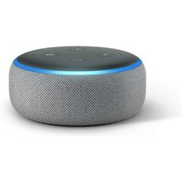 Amazon Echo Dot (2018) - Heather Grey, Grey