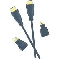 ADVENT A3AHDM19 HDMI Cable & Adapters - 3 m, Gold