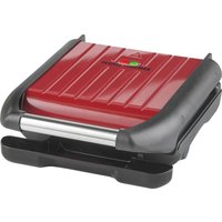GEORGE FOREMAN  25030 Compact Grill - Red, Red
