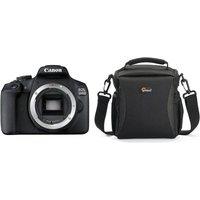 CANON EOS 2000D DSLR Camera and Bag Bundle