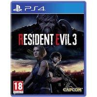 PS4 Resident Evil 3.