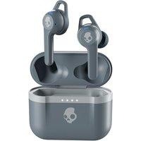 SKULLCANDY Indy Evo Wireless Bluetooth Earphones - Chill Grey, Grey