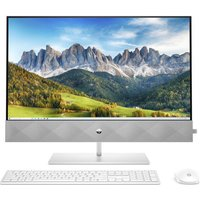 """HP Pavilion 27-d0005na 27"""" All-in-One PC - Intel® Core™ i7, 1 TB SSD, White"""