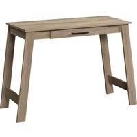 TEKNIK 5424259 Trestle Desk - Summer Oak.
