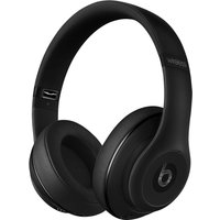 BEATS Studio Wireless Bluetooth Noise-Cancelling Headphones - Matte Black, Black