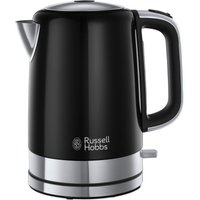 RUSSELL HOBBS Windsor 22822 Jug Kettle - Black, Black