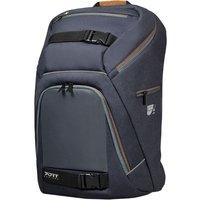 PORT DESIGNS GO LED 15.6 Laptop Backpack - Grey & Brown, Grey