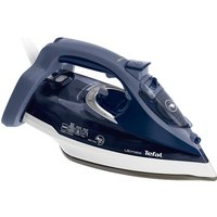 TEFAL Ultimate Anti-Scale FV9736 Steam Iron - Blue, Blue