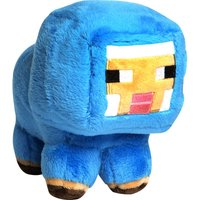 MINECRAFT Baby Sheep Plush Toy - 7, Blue, Blue