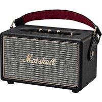 Image of Marshall Kilburn Portable Bluetooth Speaker - Black, Black