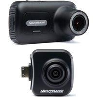 NEXTBASE 322GW Full HD Dash Cam & NBDVRS2RFCZ Full HD Rear View Dash Cam Bundle - Black, Black