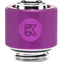 EK ACF Fitting   10 13 mm  Purple  Purple