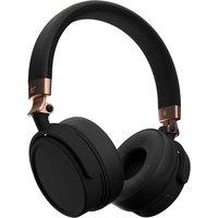 Kitsound Accent 60 KSACC60RG Wireless Bluetooth Headphones - Rose Gold, Gold