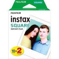 INSTAX Square Camera Film - 20 Shot Pack