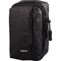 HAMA Fancy Sporty 80M Compact Camera Case - Black, Black