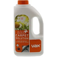 Vax Aaa Pet Carpet Cleaning Solution
