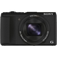Sony Cyber-shot Hx60vb Superzoom Compact Camera - Black, Black