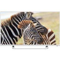 40 JVC LT-40C551 LED TV - White, White