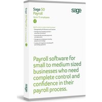 Click to view product details and reviews for Sage 50 Payroll.