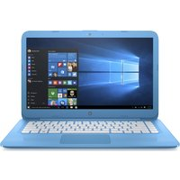 HP Stream 14-ax050sa 14 Laptop - Blue, Blue