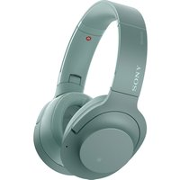SONY WH-H900N Wireless Bluetooth Noise-Cancelling Headphones - Green, Green