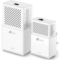 Tp-Link TL-WPA7510 WiFi Powerline Adapter Kit - Twin Pack