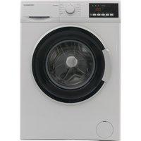 Kenwood F Series K714wm18 7 Kg 1400 Spin Washing Machine - White, White