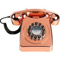Click to view product details and reviews for Wild Wolf Wild Wolf 746 Copper Corded Phone.