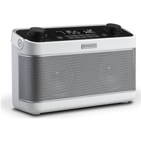 Roberts Blutune 5 Portable Dabﱓ Bluetooth Radio - White, White